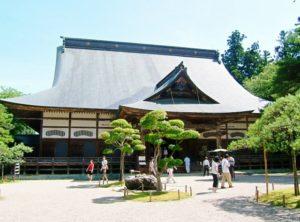 岩手県中尊寺本堂