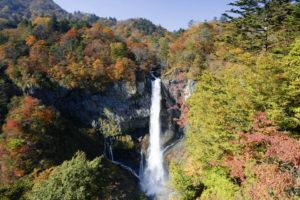 栃木県日光市にある華厳の滝