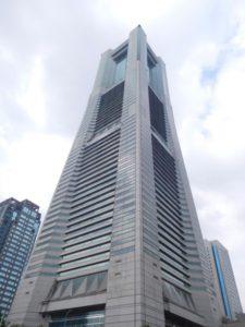 神奈川県横浜市のランドマークタワー