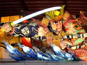 青森県のねぶた祭り