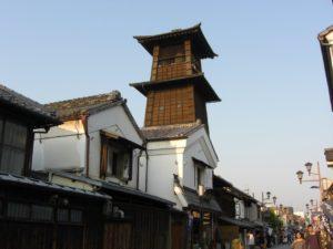埼玉県川越市時の鐘