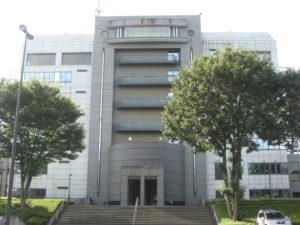 埼玉県入間郡三芳町役場