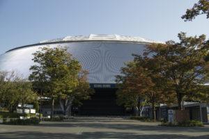 埼玉県所沢市西武ドーム