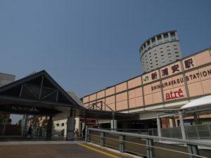 千葉県浦安市新浦安駅