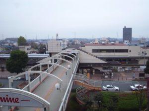 埼玉県桶川市桶川駅