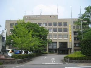 埼玉県久喜市久喜市役所