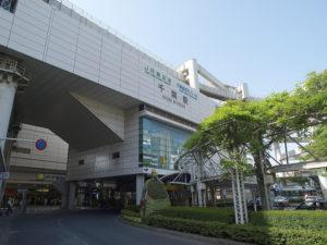 千葉県千葉市のJR千葉駅