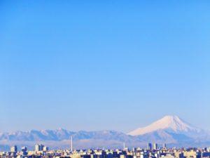 埼玉県川口市の景観
