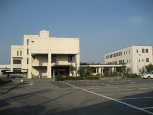 埼玉県北葛飾郡松伏町役場