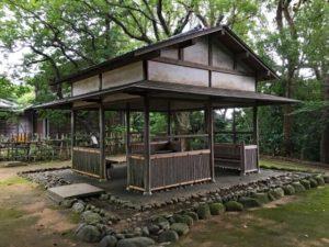 中野区の哲学堂公園