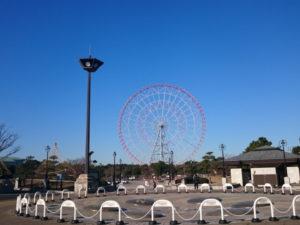 江戸川区の葛西臨海公園