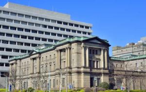 中央区日本銀行