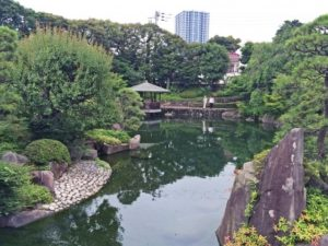 東京都豊島区の目白庭園