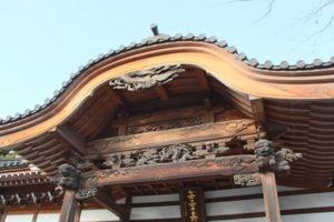 調布市の深大寺