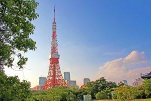 港区東京タワー