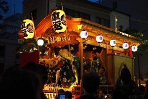 府中市のくらやみ祭