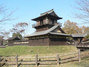 坂東市の逆井城