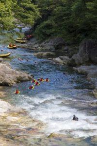 利根川の風景