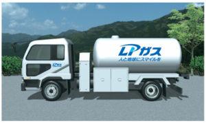 LPガス配送効率化