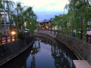 香取市内の昔ながらの風景