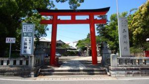 一宮町の玉前神社