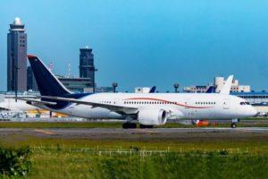 成田空港の飛行機A380