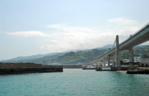 小田原市の早川港