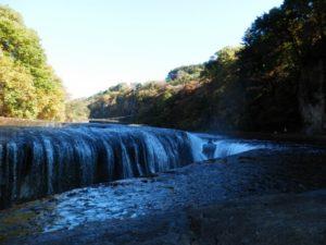 利根町の吹割の滝