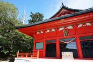 前橋市の赤城神社
