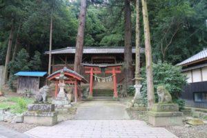 甘楽町の小幡神社