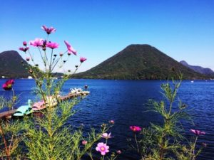 高崎市の榛名湖
