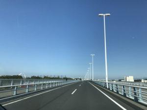 平塚市の湘南大橋