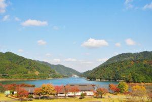 愛川町の風景