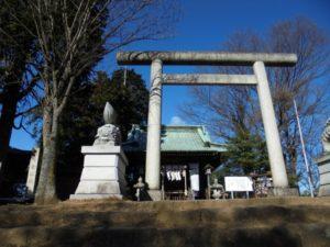 太田市の新田神社