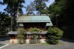 渋川市の伊香保神社