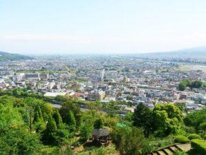 伊勢原市の風景
