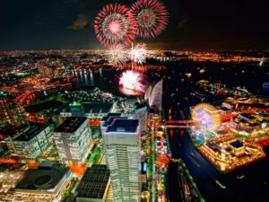横浜市の開港祭