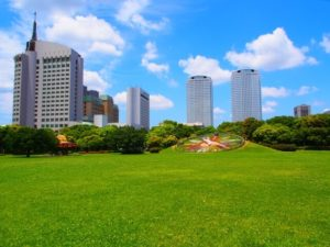 千葉市美浜区の海浜幕張公園