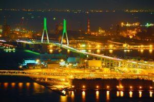 横浜市鶴見区のツバメ橋