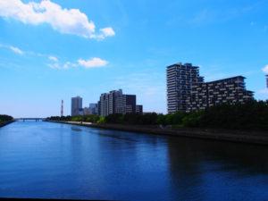 千葉市花見川区の幕張ベイタウン