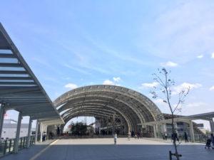 さいたま市大宮区のさいたま新都心駅