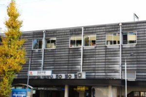 川崎市宮前区の宮前平駅