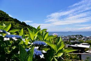 葉山町の風景