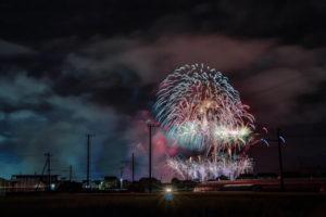 伊豆の国花火大会
