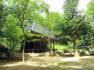 栃木県市貝町の永徳寺