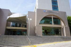 横浜市都筑区の区役所
