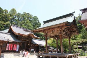 豊田市の猿投神社