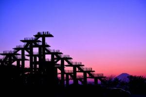 富津市展望塔
