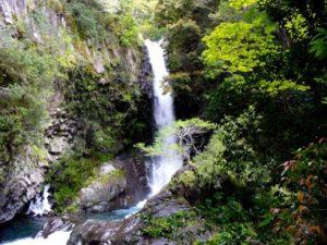 河津町の釜滝