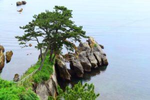 西伊豆町の堂ヶ島